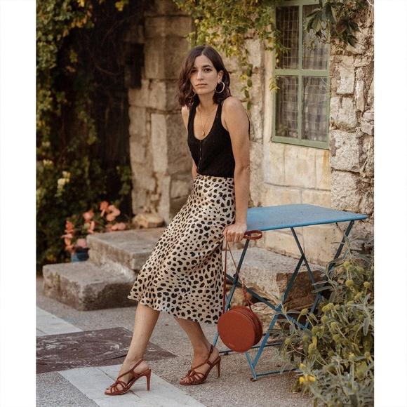 97451779b307 Realisation Par The Naomi Wild Things Leopard Silk.  M_5bcfeb1ebb7615ae3091f3e3